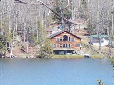 Presque Isle Single Family Home For Sale: 30 Quoggy Jo Lake Rd