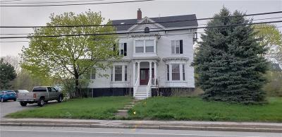 Portland Multi Family Home For Sale: 160 Ocean Ave