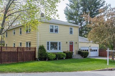 Portland Single Family Home For Sale: 115 Alpine Rd