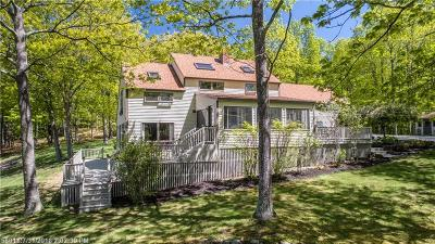 Scarborough, Cape Elizabeth, Falmouth, Yarmouth, Saco, Old Orchard Beach, Kennebunkport, Wells, Arrowsic, Kittery Single Family Home For Sale: 7 Summit Way