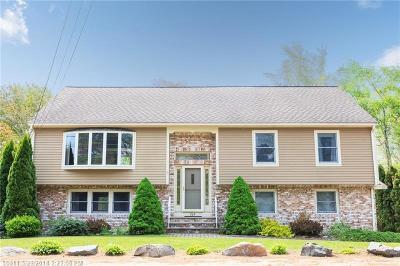 Wells Single Family Home For Sale: 269 Eldridge Rd