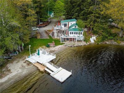 Dedham Single Family Home For Sale: 795 Green Lake Rd