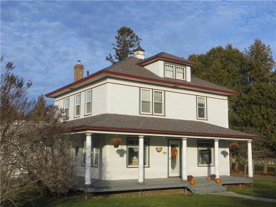 Saint Agatha Single Family Home Active With Kick-Out: 355 Main Street
