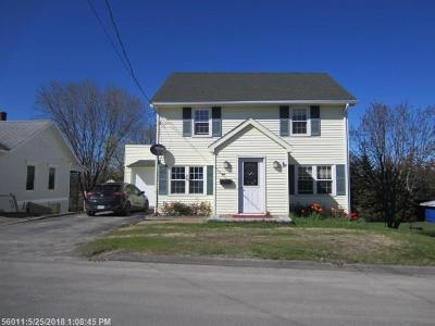 Madawaska Single Family Home For Sale: 428 Park Street