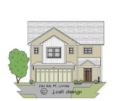 Portland Single Family Home For Sale: Lot 3 Abner Ln