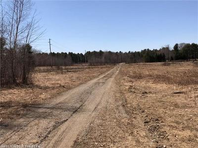 Bangor ME Residential Lots & Land For Sale: $185,000
