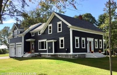 Scarborough, Cape Elizabeth, Falmouth, Yarmouth, Saco, Old Orchard Beach, Kennebunkport, Wells, Arrowsic, Kittery Single Family Home For Sale: 3 Cocktail Cv