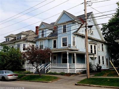 Multi Family Home For Sale: 317 State St