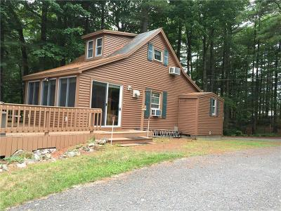 Standish Single Family Home For Sale: 79 Smooth Ledge
