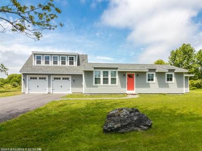 Scarborough ME Single Family Home For Sale: $519,000