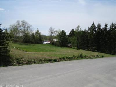 Fort Kent Residential Lots & Land For Sale: 15 Desjardins Street