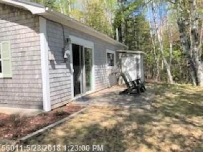 Single Family Home For Sale: 265 Coffins Neck Road