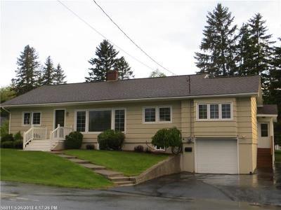 Madawaska Single Family Home For Sale: 137 19th Ave
