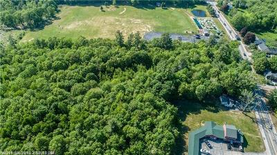 York County, Cumberland County Residential Lots & Land For Sale: 1587 Main St