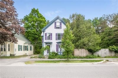 Kennebunk Single Family Home For Sale: 42 Brown St