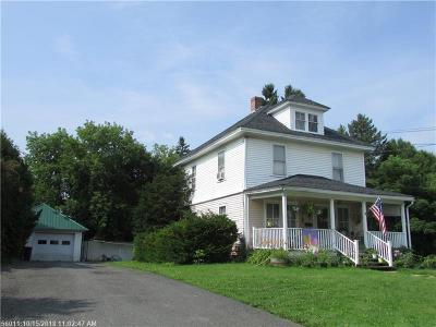 Houlton Single Family Home For Sale: 10 West St