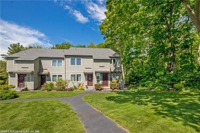 Kennebunk Condo For Sale: 8 Portview Ln 8 #8