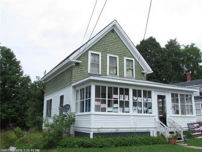 Single Family Home For Sale: 26 Elm St
