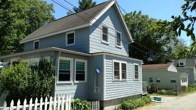 Old Orchard Beach Single Family Home For Sale: 43 15th St