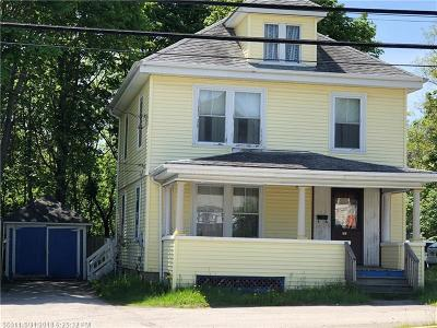 Brewer Single Family Home For Sale: 381 North Main Street