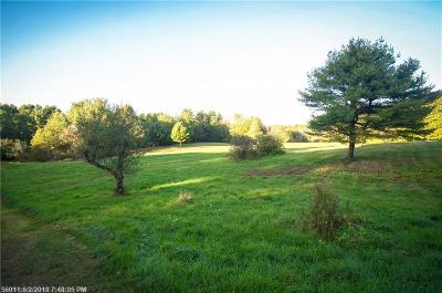 York County, Cumberland County Residential Lots & Land For Sale: 95 County Rd