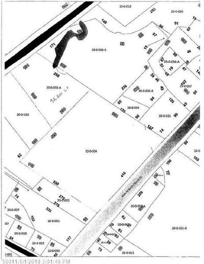 Hampden Residential Lots & Land For Sale: 674 Main Road North