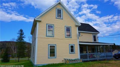 Fort Kent Multi Family Home For Sale: 6 Baker St