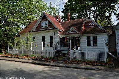 Single Family Home For Sale: 333 Brunswick Street