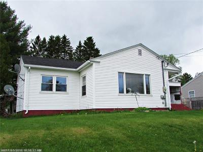 Madawaska Single Family Home For Sale: 121 20th Ave