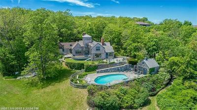 Ogunquit Single Family Home For Sale: 66 Pulpit Rock Rd