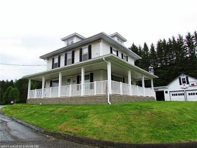Madawaska Single Family Home For Sale: 471 Main St