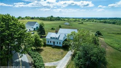 Wells Single Family Home For Sale: 317 Laudholm Farm