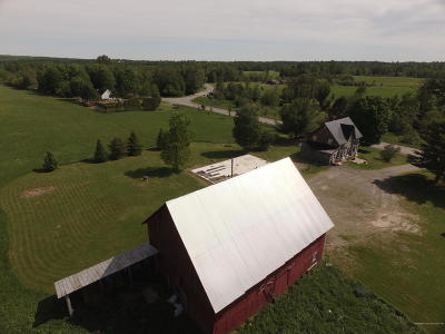 Aroostook-County Single Family Home For Sale: 496 B Road