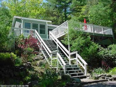 York Single Family Home For Sale: 4 Ocean Pond Rd