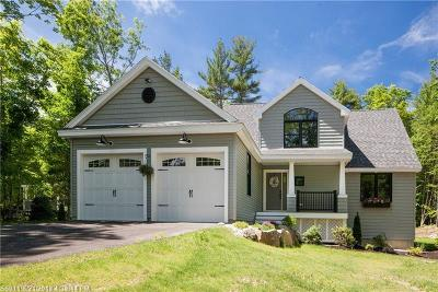 Ogunquit Single Family Home For Sale: 14 Winter Hills Ln