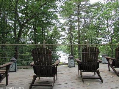 Waterboro Single Family Home For Sale: 71 Ridgeway Cir
