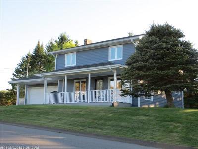Madawaska Single Family Home For Sale: 147 21st Ave