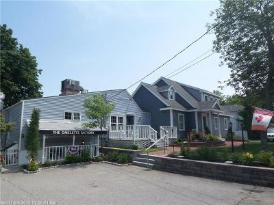 Ogunquit Single Family Home For Sale: 422 Main St