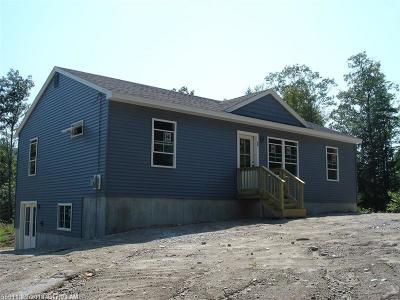 Limington Single Family Home For Sale: Lot #4 Norton Rd