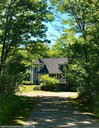 Scarborough, Cape Elizabeth, Falmouth, Yarmouth, Saco, Old Orchard Beach, Kennebunkport, Wells, Arrowsic, Kittery Single Family Home For Sale: 5 Tote Rd