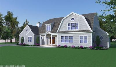 Kennebunkport ME Single Family Home For Sale: $1,359,000