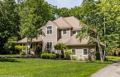 Scarborough, Cape Elizabeth, Falmouth, Yarmouth, Saco, Old Orchard Beach, Kennebunkport, Wells, Arrowsic, Kittery Single Family Home For Sale: 9 Mitchellwood Dr