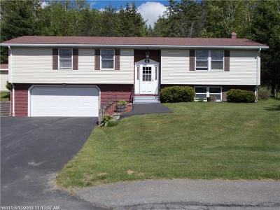 Presque Isle ME Single Family Home For Sale: $189,900