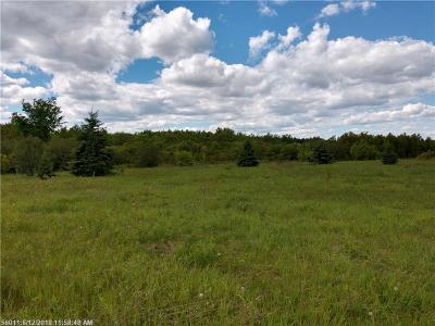 Houlton Residential Lots & Land For Sale: 0 Hovey Rd