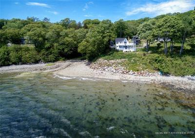Single Family Home For Sale: 274 Shore Rd