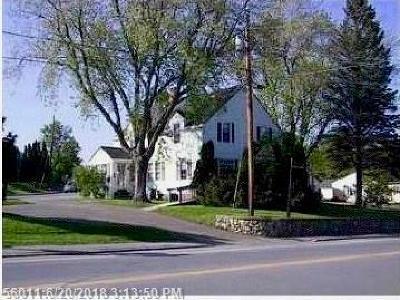 Caribou Single Family Home For Sale: 5 Bennett Dr