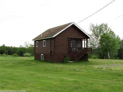 Masardis Single Family Home For Sale: 1174 Garfield Road