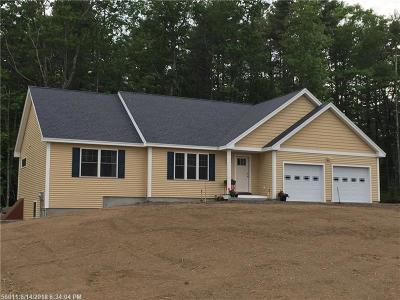 Kennebunk Single Family Home For Sale: Lot B Glenwood
