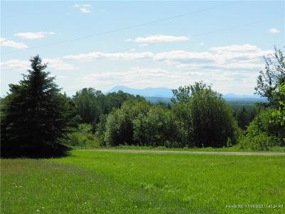 Aroostook County Residential Lots & Land For Sale: 195 Belvedere Rd