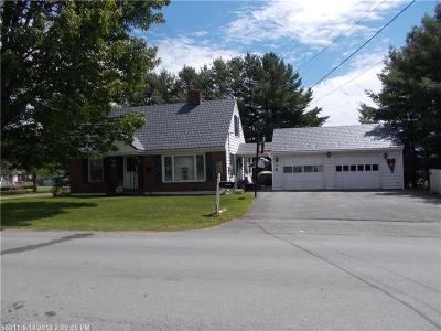 Caribou Single Family Home For Sale: 87 Glenn St